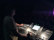 Mark mixing on the Yamaha M7CL