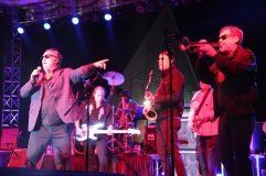 Jim Belushi and the Sacred Hearts
